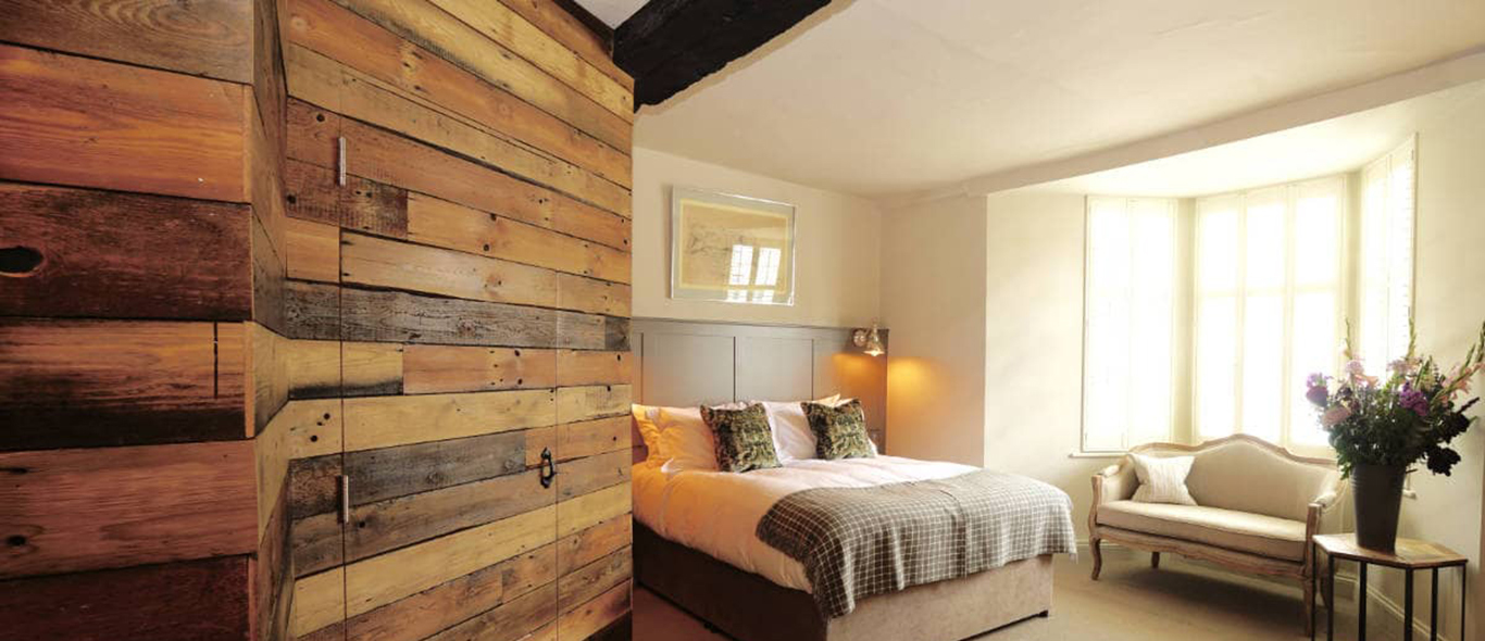 Our Stylish Guest Rooms